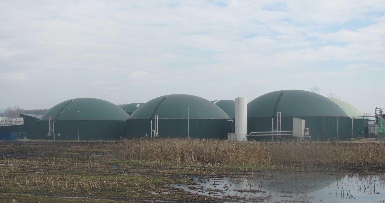 Biogas i agrar