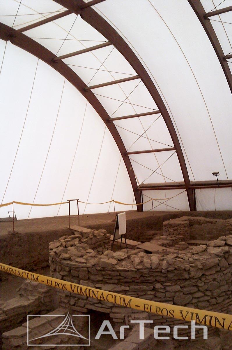 Arheološko nalazište Viminacijum, 2013