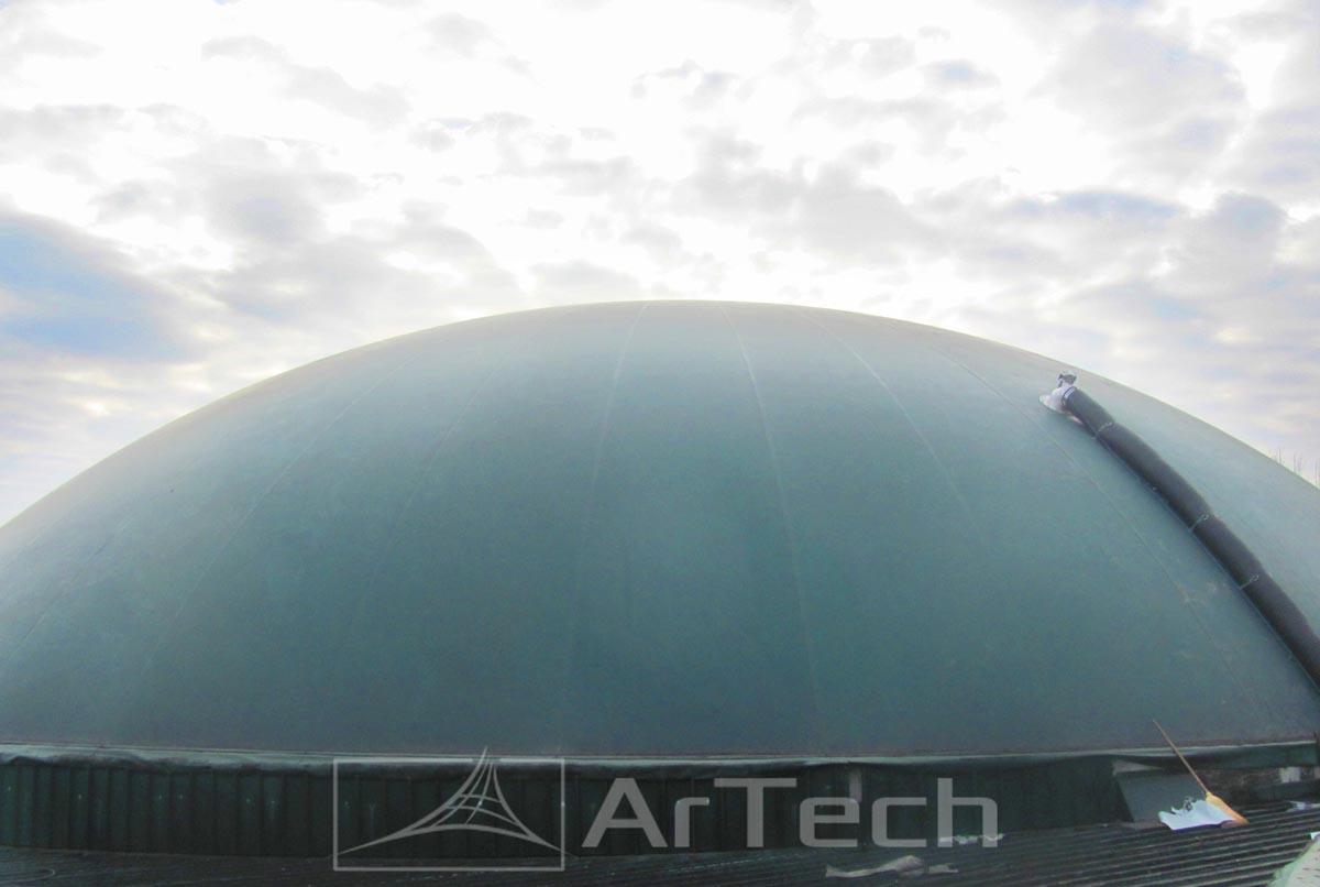 Biogas LENDAVA, Murska Sobota, Slovenija, 2015