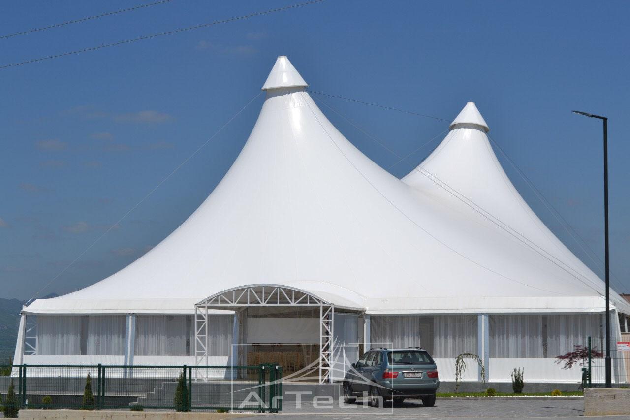 Sala za proslave i svadbe, Kumanovo, 2019